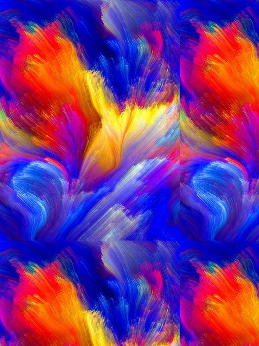 Tapeta Pixerstick Advance of Color - Přírodní krásy