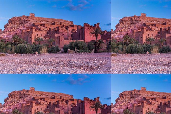 Tapeta Pixerstick Ait Ben Haddou v Maroku, světové dědictví - Témata