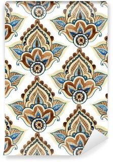 Tapeta Pixerstick Akvarel indická ornament