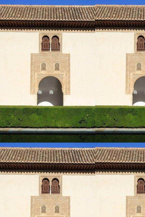 Tapeta Pixerstick Alhambra Grenade - Evropa