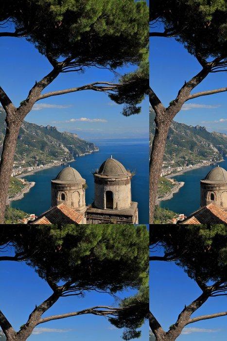 Tapeta Pixerstick Almalfi Coast, Itálie - Evropa