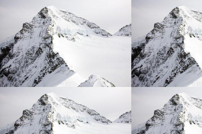 Tapeta Pixerstick Alpy - Evropa
