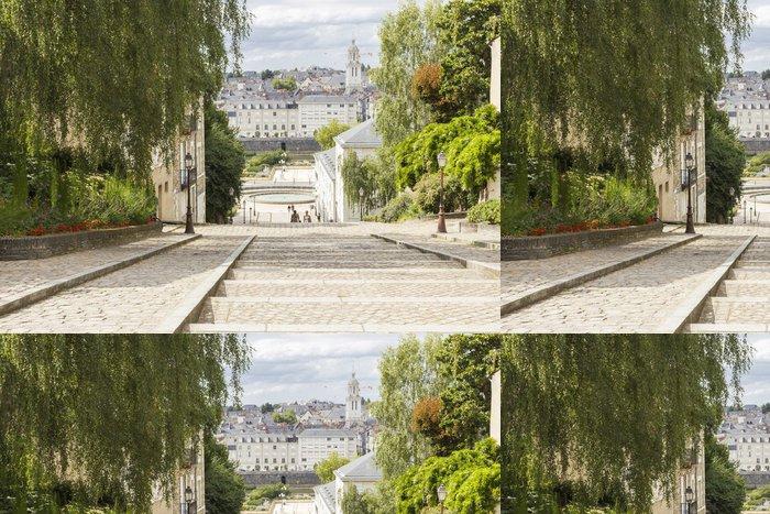 Tapeta Pixerstick Angers, Francia - Město