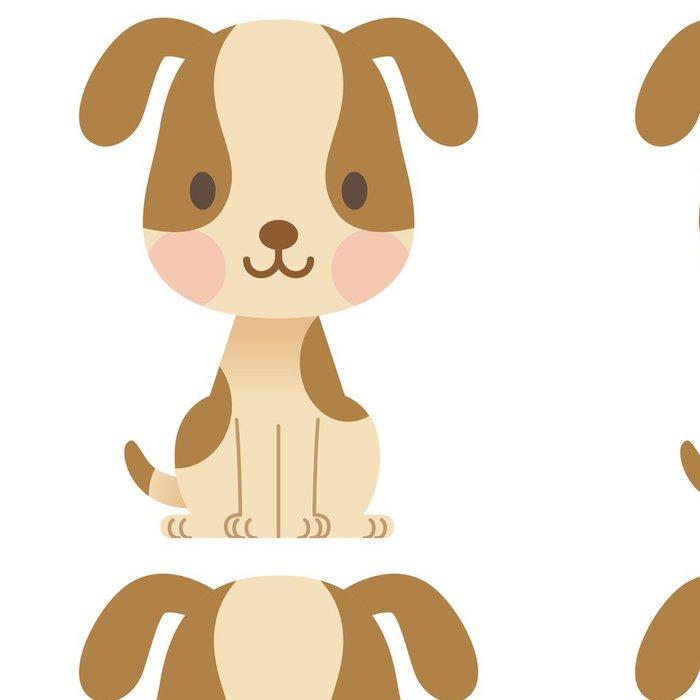 Tapeta Pixerstick Animal pes - Savci