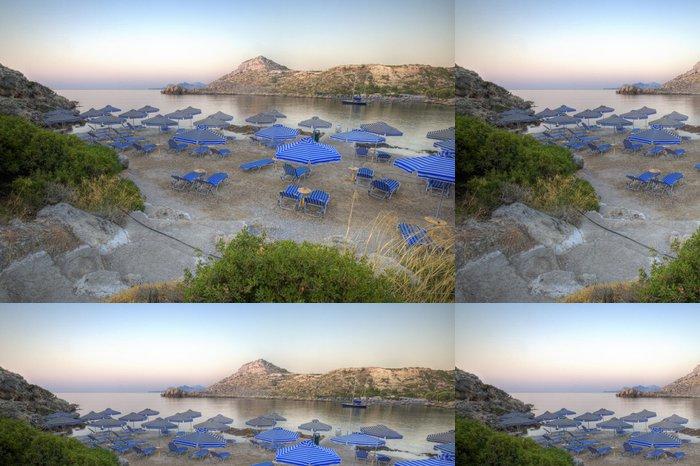 Tapeta Pixerstick Anthony Quinn Bay, Rhodes, Greece - Evropa