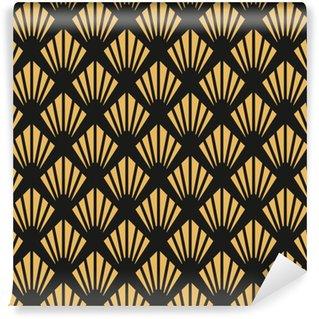 Vinylová Tapeta Art deco bezešvé vintage tapety vzor