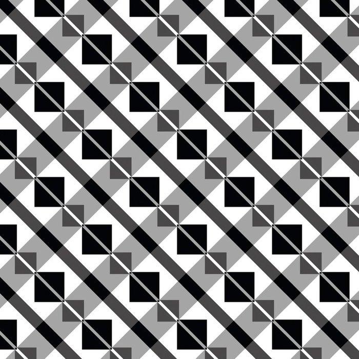 Tapeta Pixerstick Art deco blok vzor - Venkov