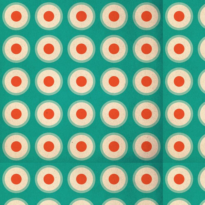Vinylová Tapeta Art obraz, barevný vzor - Pozadí