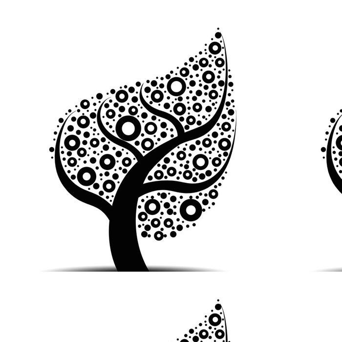 Tapeta Pixerstick Art strom - Stromy