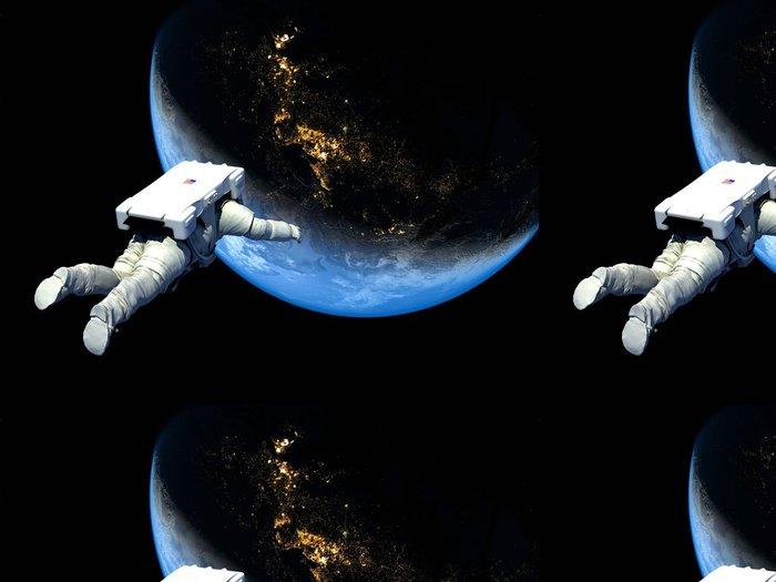 Tapeta Pixerstick Astronaut - Meziplanetární prostor