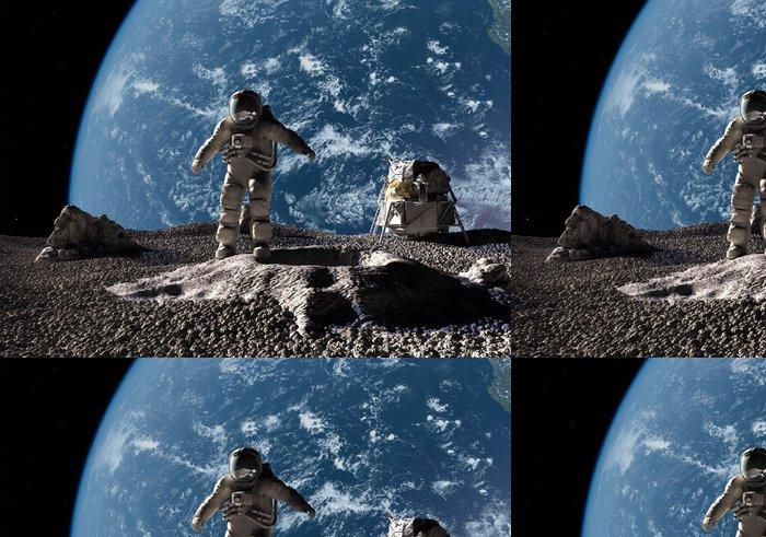 Vinylová Tapeta Astronaut - Témata