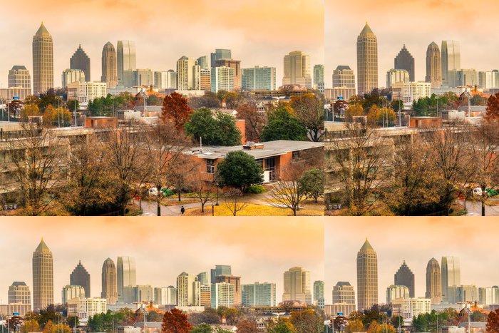 Vinylová Tapeta Atlanta, Georgia, USA - Amerika