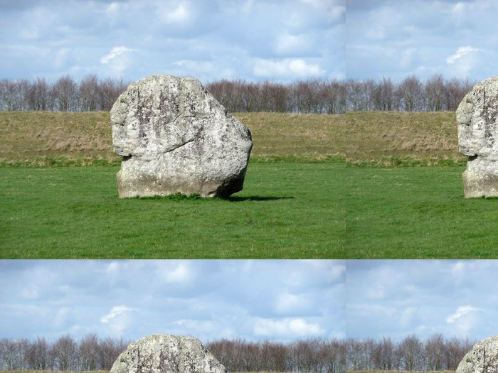 Tapeta Pixerstick Avebury Standing Stones - Jiné