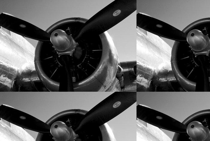 Tapeta Pixerstick B-17 napájení - Vzduch