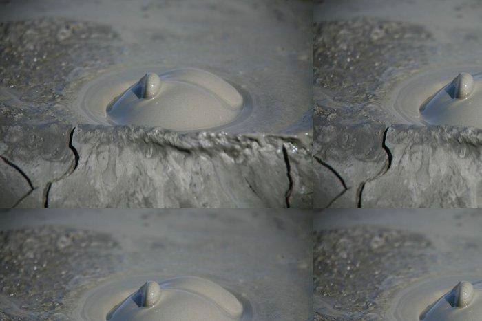 Vinylová Tapeta Bahenní sopka - Přírodní krásy