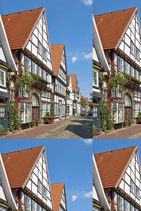 Tapeta Pixerstick Baker Street v Rintelnu na Weser - Evropa