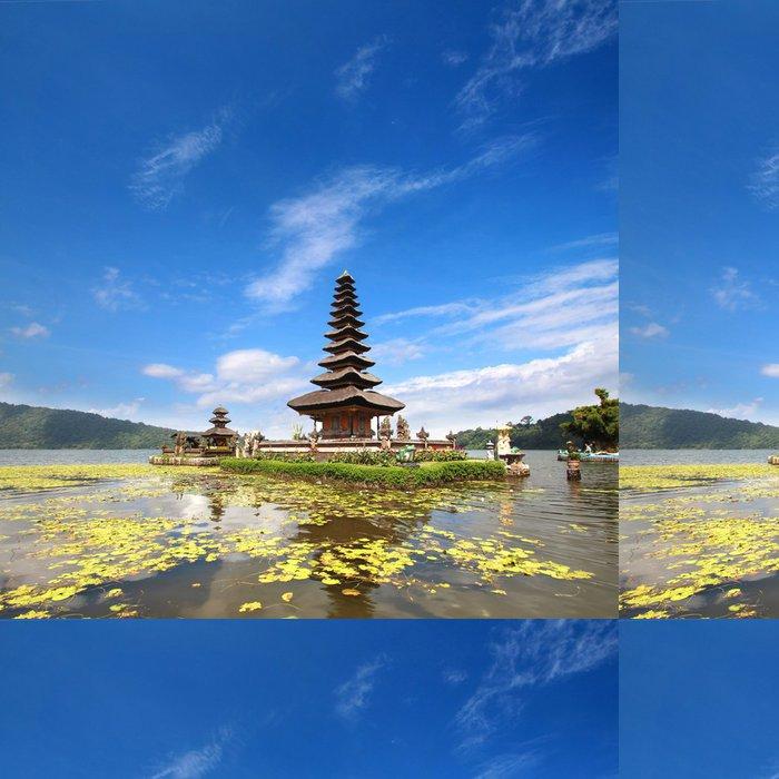 Tapeta Pixerstick Bali - Pura Ulun Danu Bratan - Asie