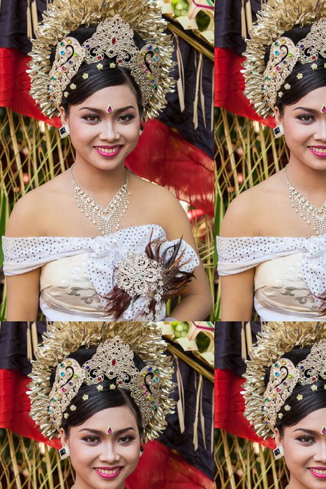 Vinylová Tapeta Balinese svatební - Jiné