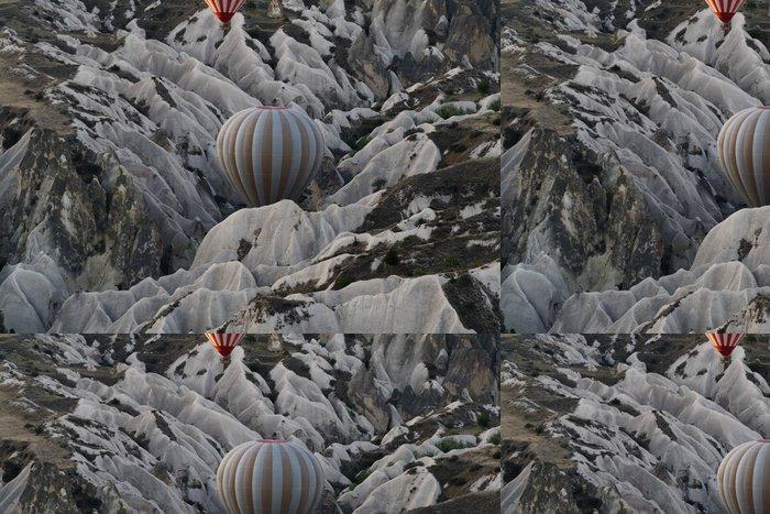Tapeta Pixerstick Balón - Střední Východ