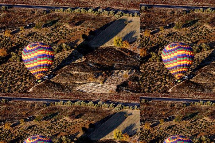 Tapeta Pixerstick Balóny v Cappadocia, Turecko - Střední Východ