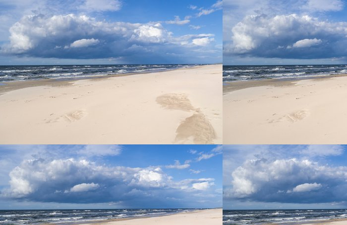 Tapeta Pixerstick Baltské moře krajina - Prázdniny