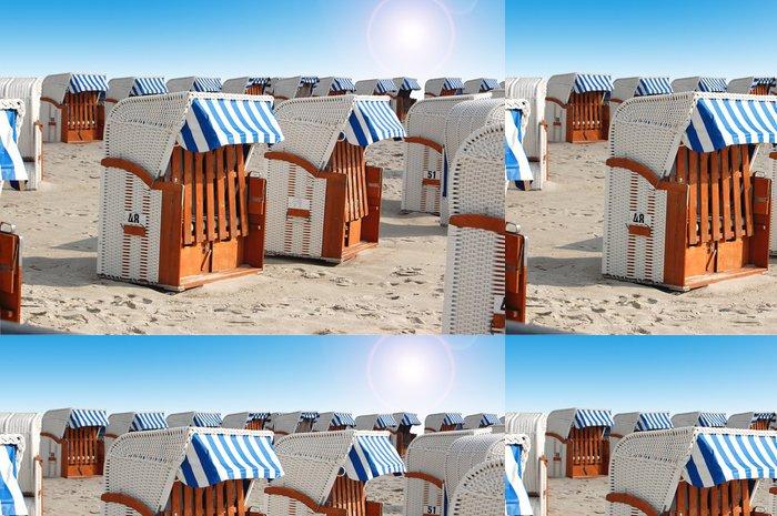 Tapeta Pixerstick Baltské moře pláž - Prázdniny