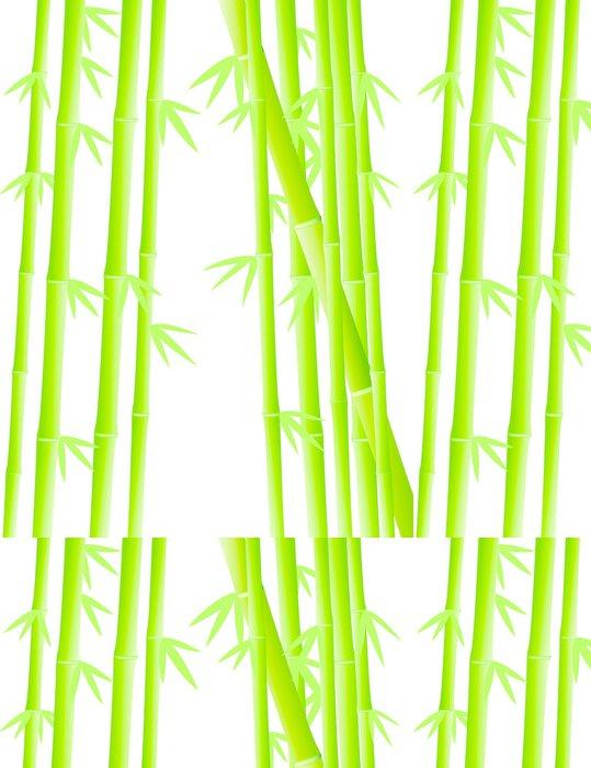 Tapeta Pixerstick Bamboo strom na pozadí - Rostliny