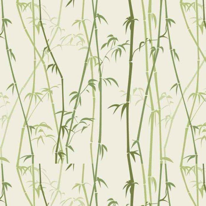 Tapeta Pixerstick Bambus - Rostliny a květiny