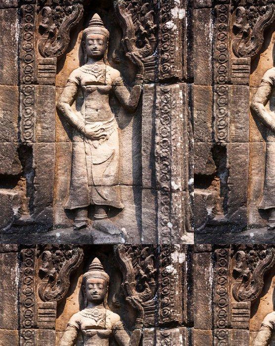 Tapeta Pixerstick Banteay Kdei v Siem Reap, Kambodža - Asie