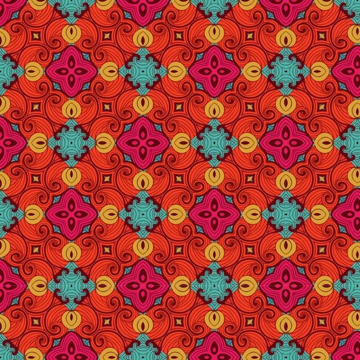 Tapeta Pixerstick Barevné pattern_4 - Pozadí