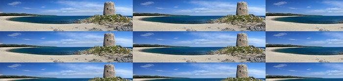 Vinylová Tapeta Barisardo beach (Sardinie, Itálie) - Evropa