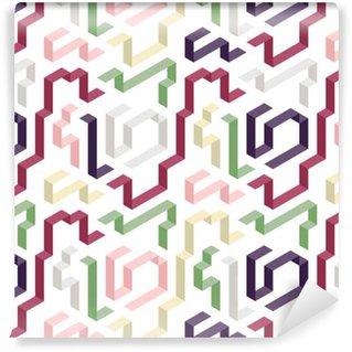 Vinylová Tapeta Barva geometrický tvar vzor
