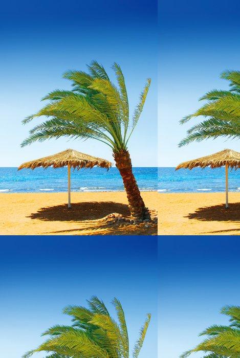 Tapeta Pixerstick Beach jordan - Prázdniny
