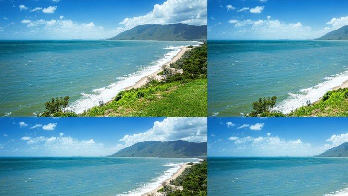 Tapeta Pixerstick Beach Queensland Australia - Témata