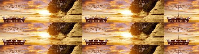 Vinylová Tapeta Beach scéna - Voda
