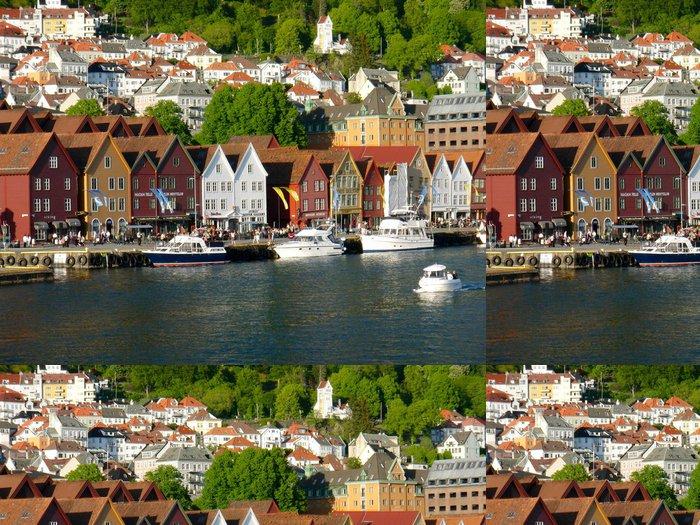 Tapeta Pixerstick Bergen - Criteo
