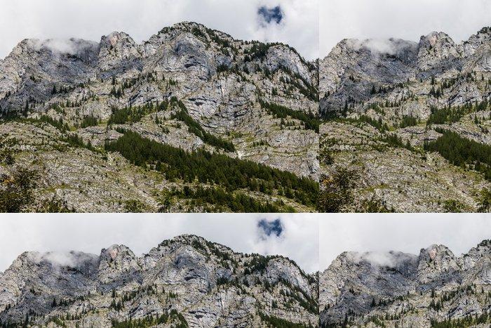 Tapeta Pixerstick Berglandschaft - Prázdniny