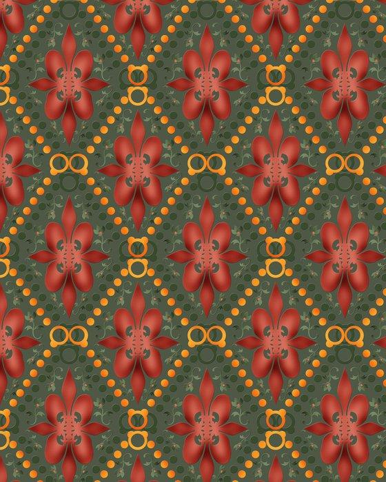 Tapeta Pixerstick Bezešvé abstraktní textury na pozadí - Pozadí