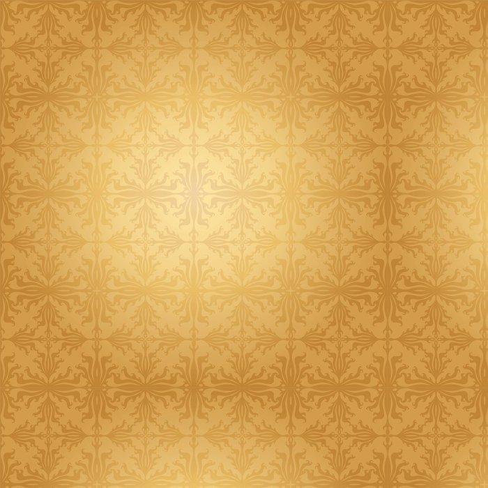 Tapeta Pixerstick Bezešvé damaškové tapetu - Pozadí