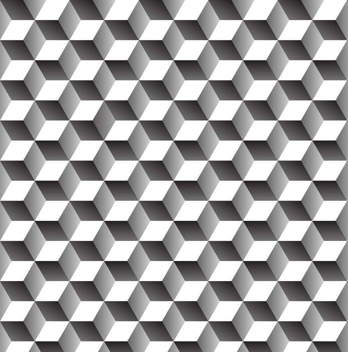 Vinylová Tapeta Bezešvé geometrický vzor. - Jiné pocity