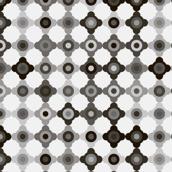 Tapeta Pixerstick Bezešvé geometrický vzor. - Pozadí