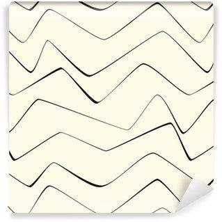 Tapeta Pixerstick Bezešvé opakovat Minimální linky abstraktní pruhy papíru textilie vzor