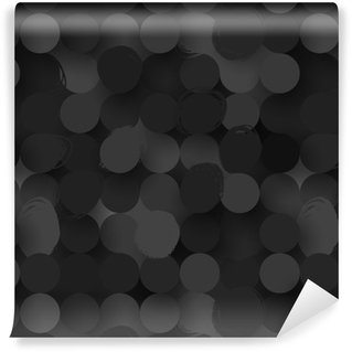 Vinylová Tapeta Bezešvé plochý kruh pozadí