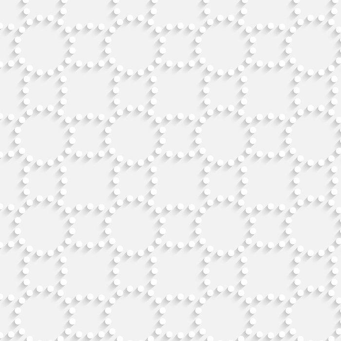 Tapeta Pixerstick Bezešvé vzor tečky - Pozadí