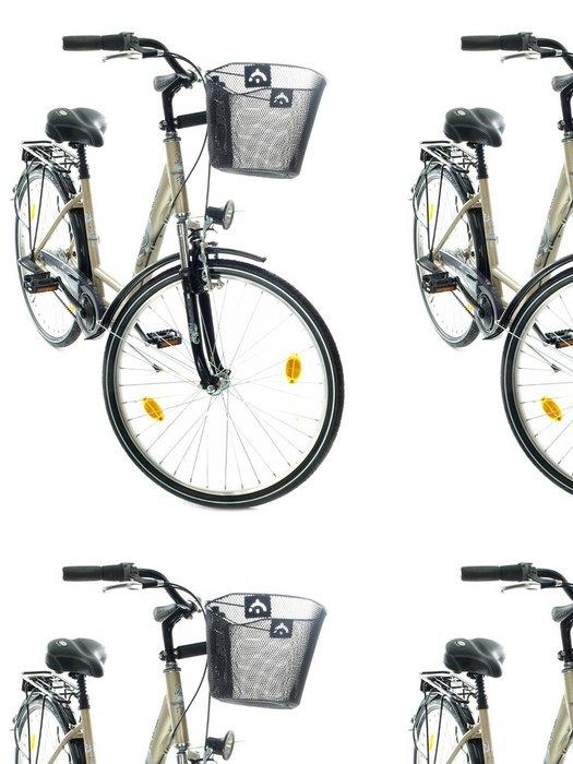 Tapeta Pixerstick Bicykl - Na cestě