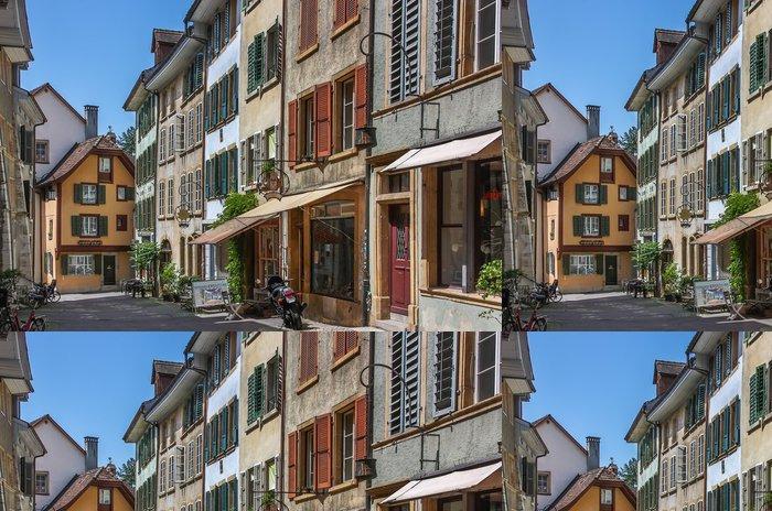 Vinylová Tapeta Biel, Švýcarsko - Evropa
