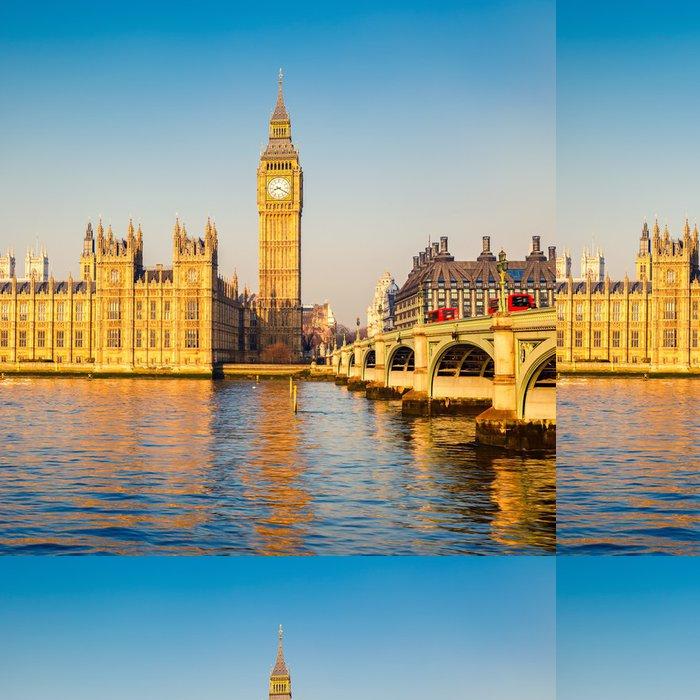 Tapeta Pixerstick Big Ben v Londýně - Témata