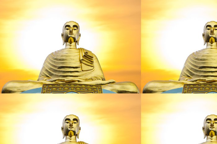 Tapeta Pixerstick Big Buddha - Témata