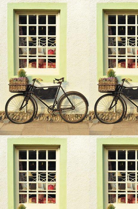 Tapeta Pixerstick Bike Mimo staromódní Shop - Evropa