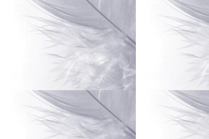 Tapeta Pixerstick Bílá na bílé - Pozadí